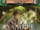 Favored Scholar