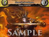 Sunscale Swordsman