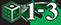 Green 1-3