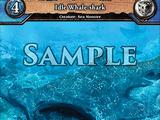 Idle Whale-shark