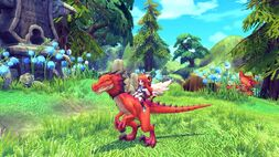 Scarlet Fansaur2