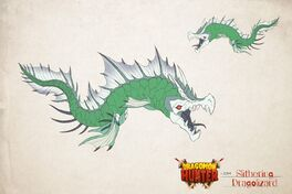 Slithering Dragolizard