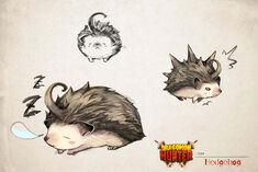 Hedgehog-en