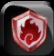 Shield block cavalier icon