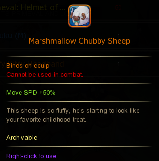 Marshmallow Chubby Sheep1