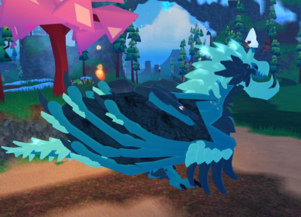 Tosknir Ice Wyvern Dragon Adventures Wiki Fandom