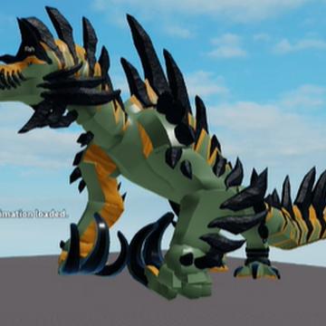 Zinthros Spinosaurus Dragon Adventures Wiki Fandom