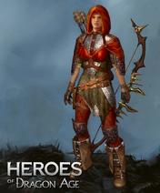 SERA HEROES OF DRAGON AGE