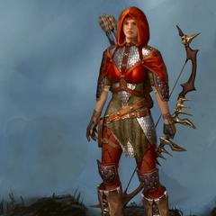 CG speciale di Sera in Heroes of Dragon Age