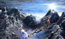 Montagne gelide