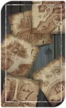 Carta taroc mappe