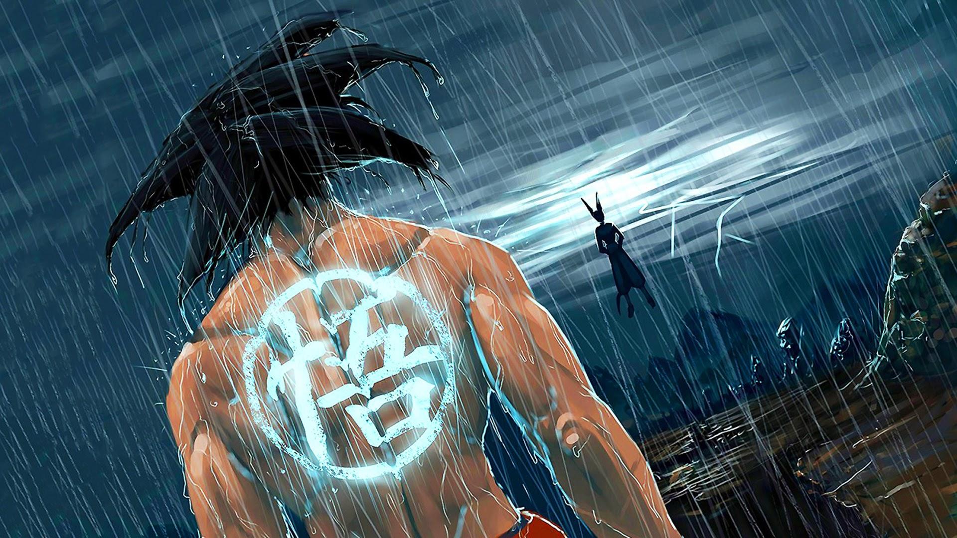 Son Goku Dragon Ball Battle Of Gods Hd Wallpapers 1920x1080