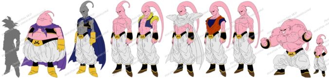 Db neo majin buu by the devils corpse-d3annp2
