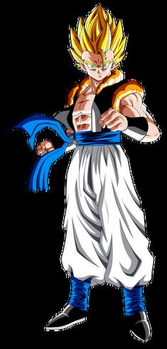 Gogeta Super Saiyan 1 Dragon Ball Z