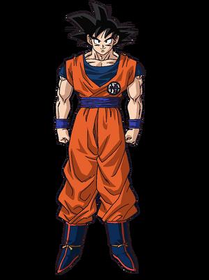 Goku base form