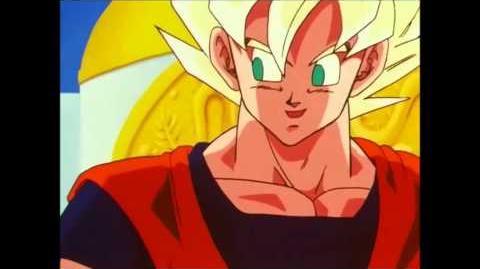 """Goku """"Soy más fuerte que tu"""""""