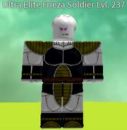 Frieza soldier