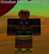 Oriodian