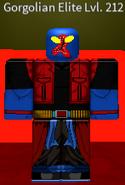 Gorgolian captain