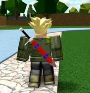Trunks' Sword by Henkkazor