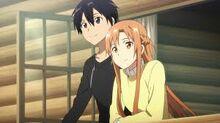 Ronin and Yuuki- Katchin Arc