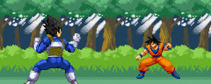 Vegeta-goku-beginning-sequence-1