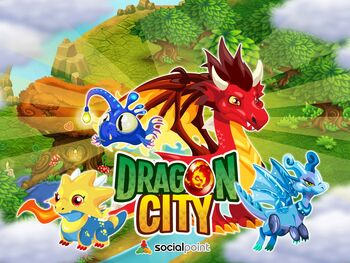 Dragones del Dragon City