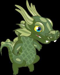 Quête De Dragon De Boue En Métal Liquide Viii Iso