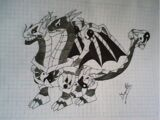 Dragón Ying Yang