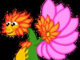 Dragón Flor
