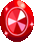 Huevo ruby bicefalo