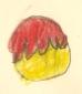 Huevo fuego metalico