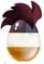 Huevo gran demidio aracatel