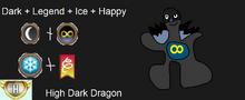 High Dark Dragon