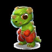 Boxer Dragon Baby