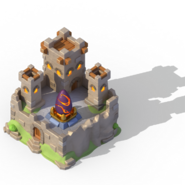 Fortress - Level 21