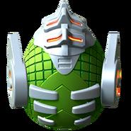 Cyborg Dragon Egg