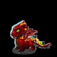 Treasure Dragon Baby