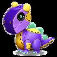 Plushie Dragon Baby