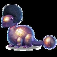 Disco Ball Dragon