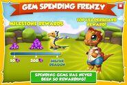 Student Dragon Advertisement (Trainer's Pet Event)