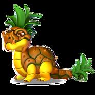 Pineapple Dragon