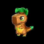 Palm Dragon Baby