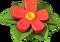 Decoration - Rusty Flower