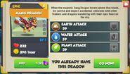 Jiang Dragon Base Stats - Codex Entry