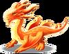 Fireball Dragon