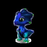 Aquatic Dragon Baby