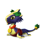 Medalist Dragon Baby