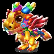 Jiang Dragon Baby
