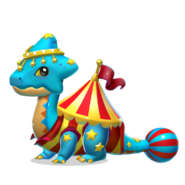 Circus Dragon